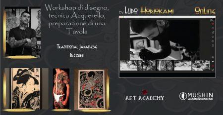 Workshop Lupo Horiokami